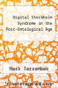 cover of Digital Stockholm Syndrome in the Post-Ontological Age
