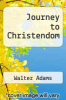 cover of Journey to Christendom