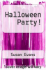 cover of Halloween Party!