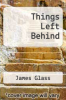 cover of Things Left Behind