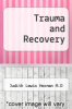 cover of Trauma and Recovery