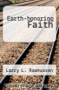 cover of Earth-honoring Faith