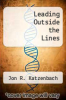 cover of Leading Outside the Lines