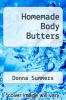 cover of Homemade Body Butters