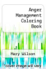 cover of Anger Management Coloring Book
