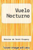 cover of Vuelo Nocturno