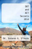 cover of SAT and ACT Secrets 2016