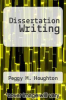 cover of Dissertation Writing