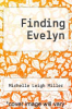 cover of Finding Evelyn