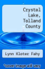 cover of Crystal Lake, Tolland County