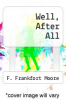cover of Well, After All