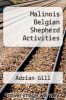cover of Malinois Belgian Shepherd Activities