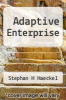 cover of Adaptive Enterprise