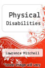 cover of Physical Disabilities
