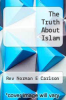 cover of The Truth About Islam