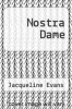 cover of Nostra Dame