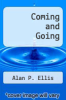 cover of Coming and Going