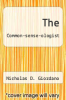 cover of The Common-sense-ologist