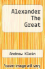 cover of Alexander The Great