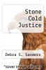 cover of Stone Cold Justice