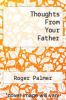 cover of Thoughts From Your Father