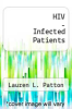 cover of HIV - Infected Patients (3rd edition)