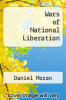 cover of Wars of National Liberation