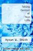 cover of Taking Control of Your Life
