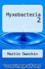 cover of Myxobacteria 2