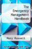cover of The Emergency Management Handbook (1st edition)