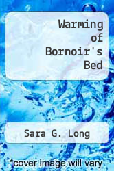 Cover of Warming of Bornoir