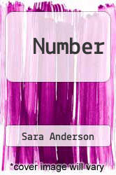 Number by Sara Anderson - ISBN 9781560212744