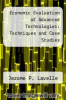 cover of Economic Evaluation of Advanced Technologies: Techniques and Case Studies