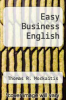 cover of Easy Business English