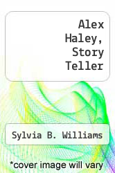 Cover of Alex Haley, Story Teller EDITIONDESC (ISBN 978-1562395704)