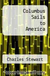 Cover of Columbus Sails to America  (ISBN 978-1562821326)