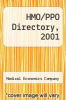 cover of HMO/PPO Directory, 2001