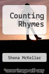 Counting Rhymes by Shona McKellar - ISBN 9781564583093