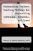 cover of Keyboarding Toolbox: Teaching Methods for Keyboarding Technique, Accuracy, and Speed