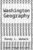 cover of Washington Geography