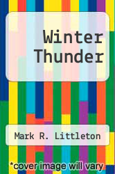 Cover of Winter Thunder EDITIONDESC (ISBN 978-1565070080)