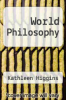 cover of World Philosophy