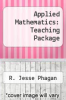 cover of Applied Mathematics: Teaching Package