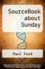 cover of SourceBook about Sunday
