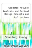 cover of Geodetic Network Analysis and Optimal Design Concepts and Applications
