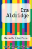 cover of Ira Aldridge