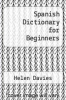 cover of Spanish Dictionary for Beginners