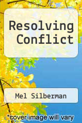 Cover of Resolving Conflict EDITIONDESC (ISBN 978-1583761632)