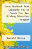 cover of Inner Workbook Peak Learning: How to Create Your Own Lifelong Education Program