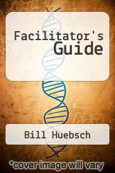 Cover of Facilitator